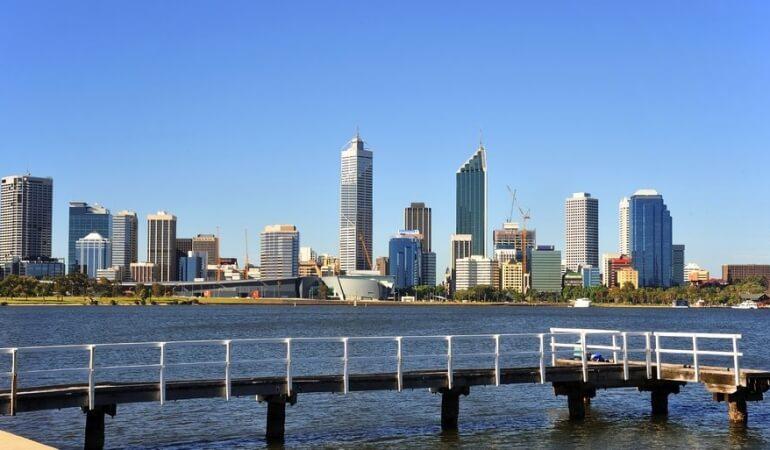 City in Australia